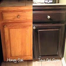 Oak Cabinet Doors Oak Wood Cabinet On Oak Wood Oak Cabinets Wood Floor Color