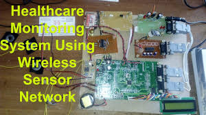healthcare monitoring system using wireless sensor network youtube
