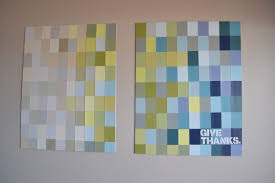 Blue Paint Swatches Paint Swatch Wall Art Takuice Com