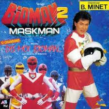 bioman 2 maskman music last fm