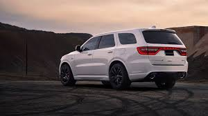 Dodge Durango Srt8 Price The Most Powerful Dodge Durango Ever Will Cost 62 995 Roadshow