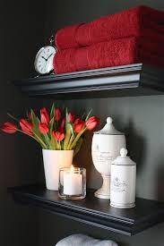 Dark Grey Bathroom Ideas Colors Best 25 Red Bathroom Decor Ideas On Pinterest Grey Bathroom