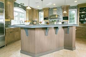 what size should a kitchen be to an island should i get an island or peninsula in my rectangular kitchen