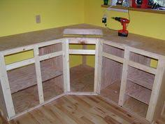 Build Own Kitchen Cabinets by How To Diy Build Your Own White Country Kitchen Cabinets White