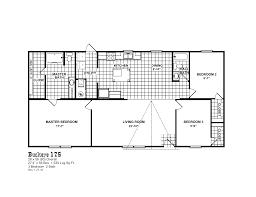 Oak Creek Homes Floor Plans Buckeye 175 Oak Creek Homes