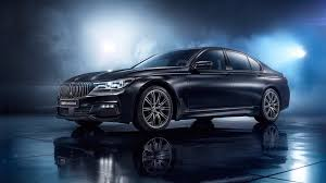 luxury bmw 7 series bmw individual gives 7 series a stealthy look in russia