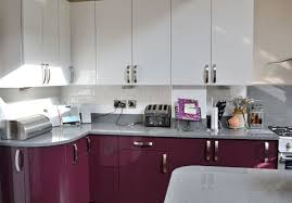 Grey Gloss Kitchen Cabinets by Full Size Of Kitchendecorating Above Kitchen Cabinets Within