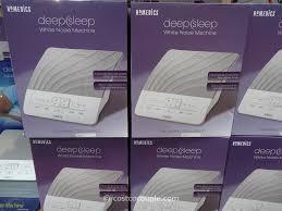 Homedics 3 Homedics Deep Sleep Sound Machine