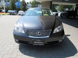 lexus es certified pre owned pre owned 2007 lexus es 350 4dr car in edison f171433a ray