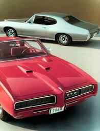 New Muscle Cars - muscle cars history the pontiac gto autoevolution