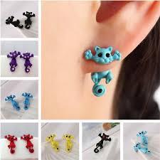 cat earrings 2018 fashion cat earrings for women animal earring earing