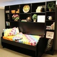 Desk Converts To Bed Trundle Bed With Desk Foter