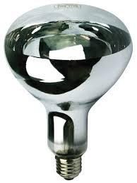 heat lamp w oriel lighting bathroom infrared large clear reflector