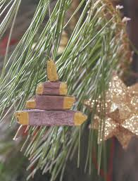 thrifty home gold dipped natural ornaments wonderthrift