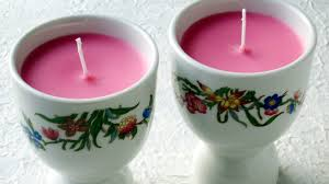 tea cup candles diy christmas gift idea teacup candles