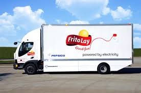 electric truck electric truck cars trucks pinterest frito lay electric