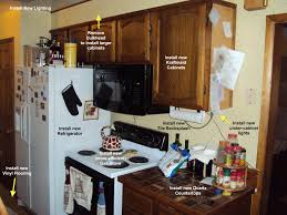 How To Make A Galley Kitchen Look Larger Kitchen Galley Kitchen Remodel To Open Concept Kitchen Shelving