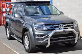 volkswagen amarok custom nudge bar for vw amarok 2010 with parking sensors alloy motor