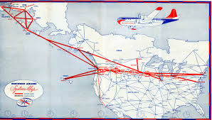 Hawaiian Airlines Route Map by The A2a Simulations Community U2022 View Topic Northwest Orient