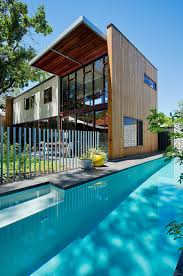 Contemporary Bungalows Small Bungalow Converted Into Contemporary Family Home In Perth