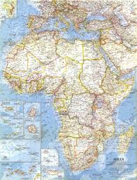 Africa Map by 1960 Africa Map Historical Maps