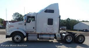kenworth mechanics truck 2003 kenworth t800 semi truck item db7431 sold septembe