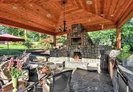 outdoor kitchen idea top design 37 outdoor kitchen ideas designs picture gallery