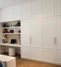 built in wardrobe and desk google search home office