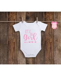 gender reveal announcement ideas memorial day shopping deals on its a girl gender reveal onesie