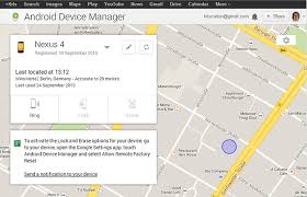 android device manager apk android device manager apk gadget gyani