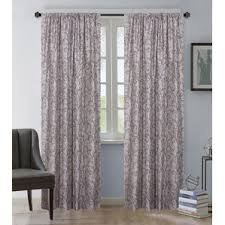 Linden Street Curtain Rods Paisley Curtains You U0027ll Love Wayfair