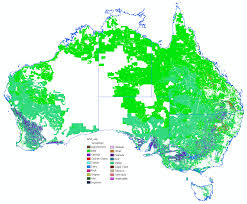 Australia Population Map Download Australia Resource Map Major Tourist Attractions Maps
