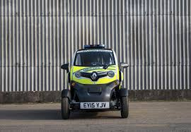 twizy renault renault twizy cargo ambulance unveiled
