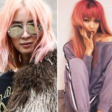 pic of 15 hair 15 celebs who tried the rose gold hair trend allure