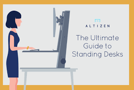 Standing At Your Desk Vs Sitting What Is The Right Way To Use A Standing Desk How Should You