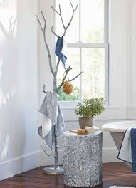 15 cool coat racks that really branch out tree branch bathroom