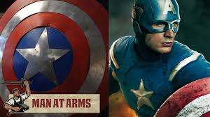captain america u0027s shield man arms