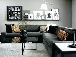 black living room table sets black living room brown couch black furniture interior black living