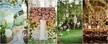 shabby chic wedding 10 shabby chic garden wedding decoration ideas 1001 gardens