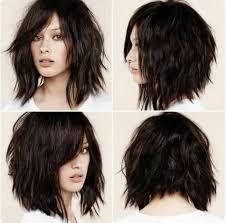 modele de coupe de cheveux mi cheveux mi longs tendance 2016 30 modèles en photos hair style