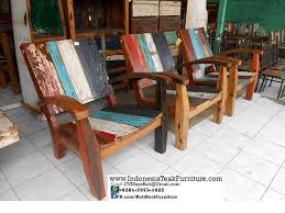 Reclaimed Wood Chairs Boat Wood Chairs Furniture