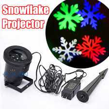 Outdoor Christmas Projector Light by Aliexpress Com Buy Outdoor Christmas Snowflake Light Projector