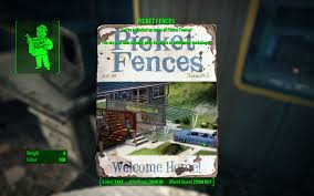 picket fences weston water treatment plant fallout 4 youtube