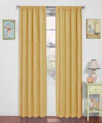 Yellow Blackout Curtains Nursery Nursery Blackout Curtains Ideas Modern Home Interiors