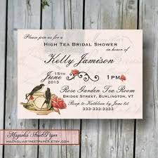 templates exquisite diy shabby chic bridal shower invitations