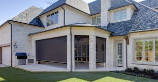 Motorized Screens For Patios Motorize And Automate Your Patio With Retractable Screens