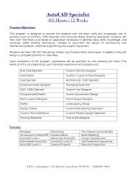 resume format for mechanical cad drafter cover letter sample cover letters and resume samples solidworks