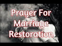 marriage caption prayer for marriage restoration prayer for restoration of