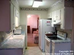 help in remodeling our small galley kitchen
