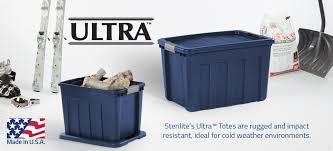 Sterilite Showoffs Storage Container - sterilite welcome